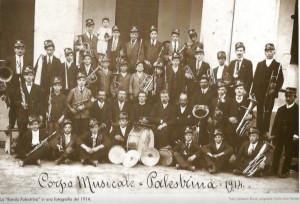 BC foto gruppo 1914